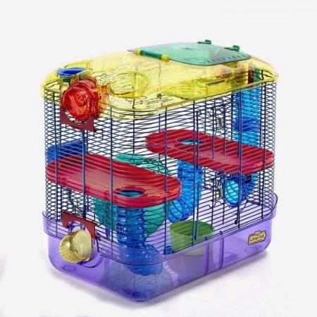 Compartiva mejores jaulas para hamsters
