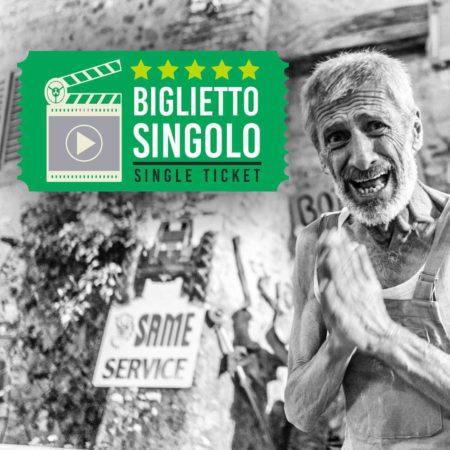 Biglietto Singolo €15 - Streaming film PAN DE' MIA -Tovaglia a Quadri 2020