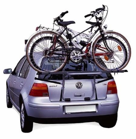 Menabo 000039100000 Steel Bike Portabicicletas de Vuelta