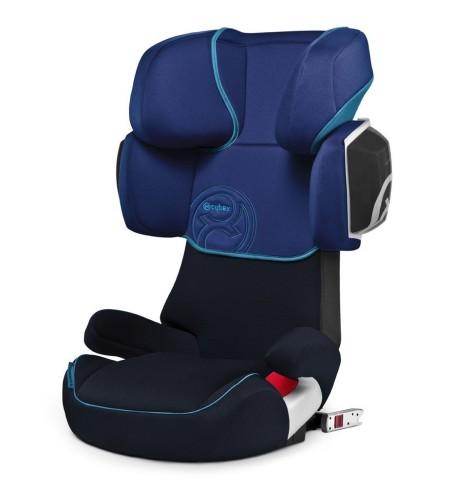 CYBEX SOLUTION X2-FIX mejor silla de coche para niños Grupo 2 3 (de 15 a 36 kg) 3 - 12 años