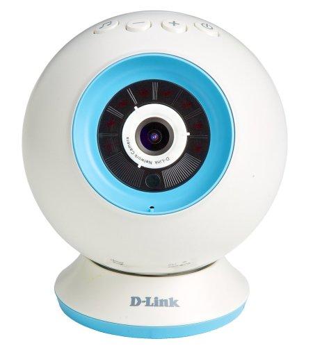 D-Link EyeOn Baby Camera mejor vigilabebes con camara barato - copia
