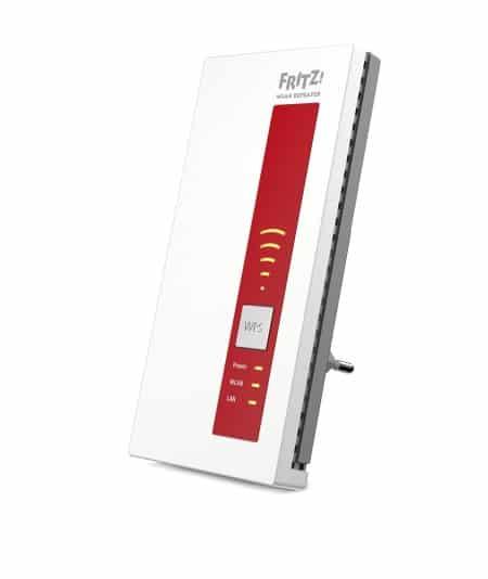 AVM Fritz! WLAN Fritz 1750e - mejor repetidor wifi