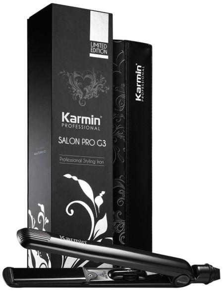 Karmin G3 Salon Pro - mejor plancha del pelo