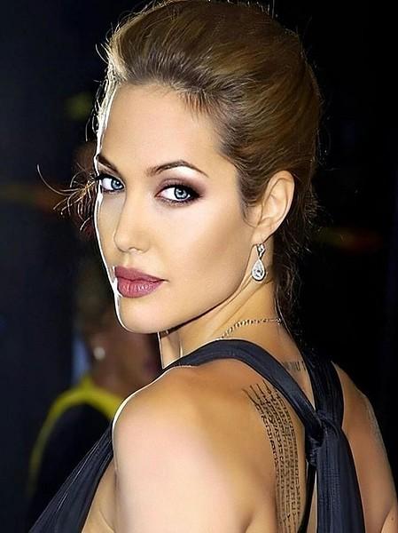 Angelina Jolie DCMG is an American actress, filmmaker, and humanitarian
