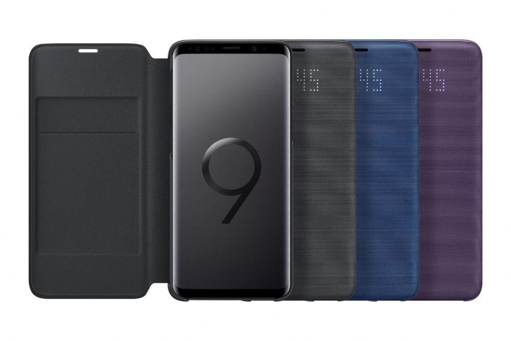 Kryt na Samsung Galaxy S9 a S9+ ve stylovém a barevném duchu