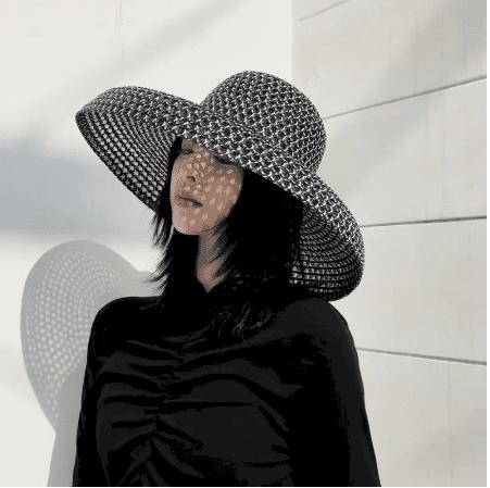 fashionable summer hats