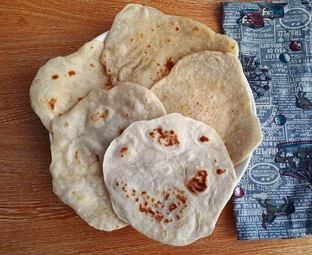 Greek Flatbread Recipe