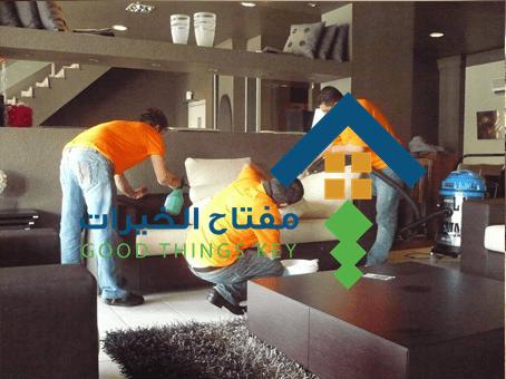 شركة تنظيف فلل محروقة بالرياض