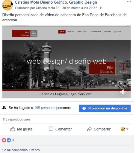 Invitar a compartir en Facebook