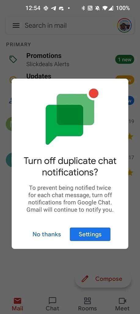 Gmail para Android novidade