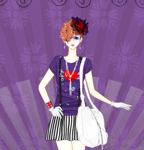 juego-vestir-chica-emo