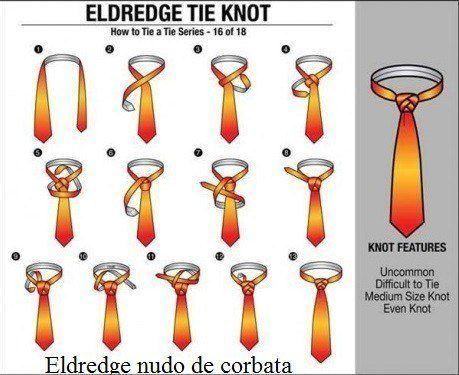 18-maneras-de-hacer-una-corbata-Eldredge-nudo-de-corbata