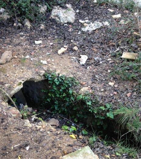 , Las Ruinas Malditas de Marmellar, La Escena del Crimen