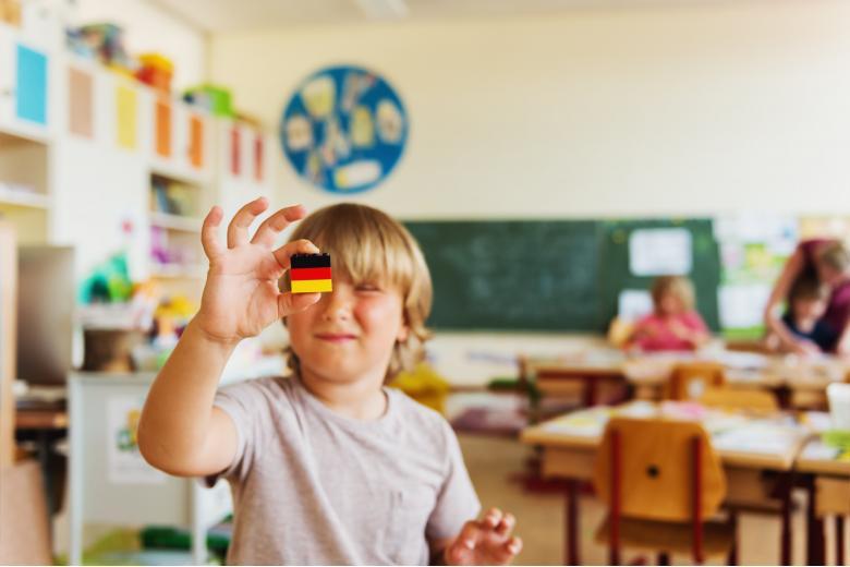Родина первых детских садов – Германия фото 1
