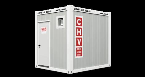 CHV-150DU 10 fuß Duschcontainer