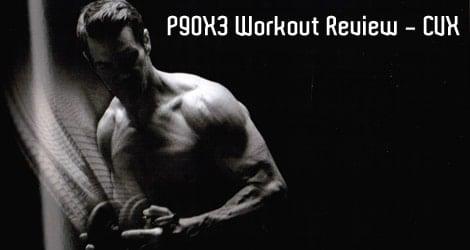 P90X3 Workout Review CVX