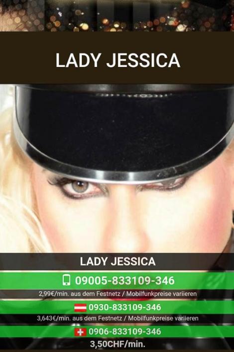 Lady Jessica | FetishPoint Magazine
