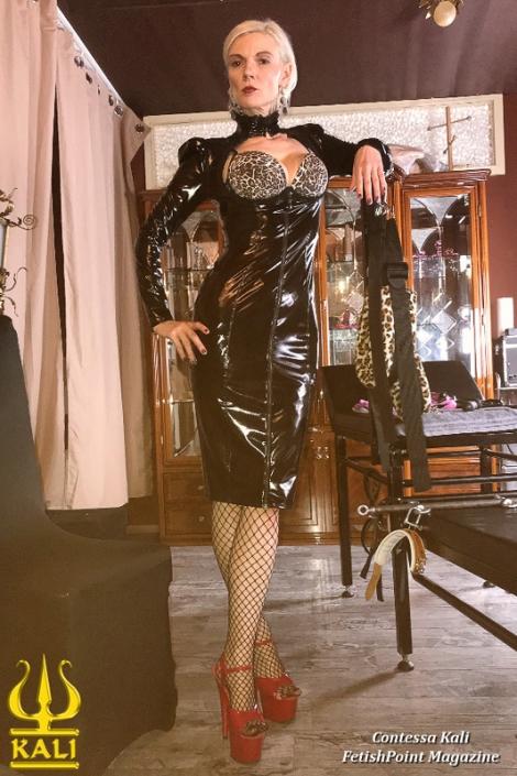 Contessa Kali | Domina Wien | FetishPoint Magazine