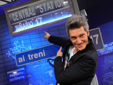 Omar Fantini protagonista del gran finale di Central Station | Digitale terrestre: Dtti.it