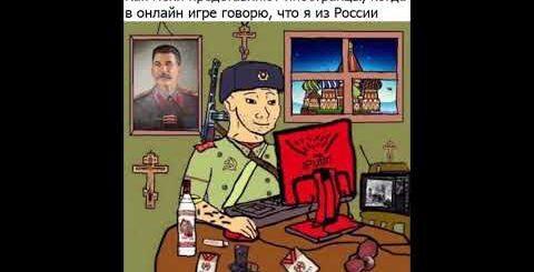 ЛЮТЫЕ ПРИКОЛЫ! Русский и Американец