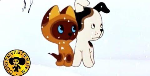 Котёнок по имени Гав 5   Советские мультики для детей