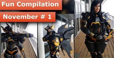 [BugagaTV] Overwatch в реальности    Приколы и Фейлы 2016 Ноябрь #1