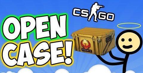 OPEN CASE CS GO : ДА ПРИБУДЕТ УДАЧА!