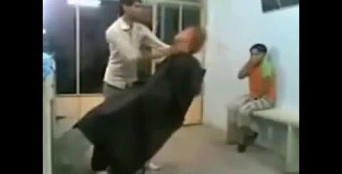 Лучшие приколы. Нервный парикмахер.