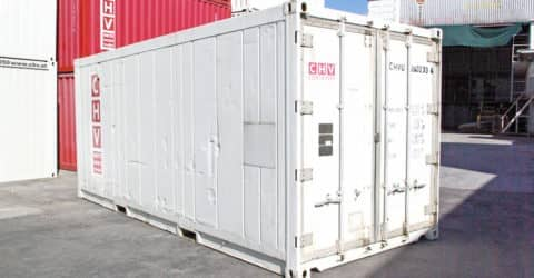 20ft Kühlcontainer Reefer