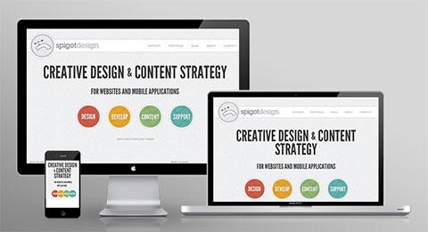 طراحی سایت بوت استرپ