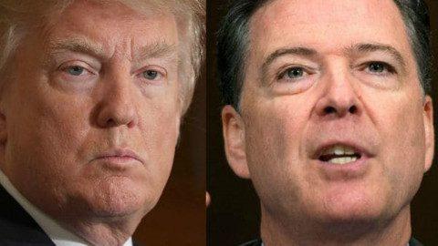 Donald Trump dice testimonio de exdirector FBI confirma su versión de los hechos