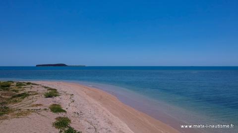 Ilots de Koumac - Nouvelle Calédonie