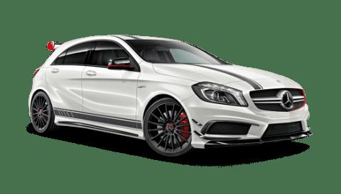 Mercedes A-Klasse W176 2012-2018 sicherste Alarmanlage