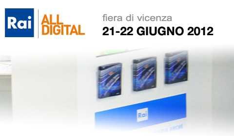 Le novità Rai alla fiera del mondo digitale di Vicenza | Digitale terrestre: Dtti.it
