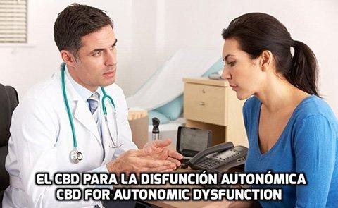 El CBD para la Disfunción Autonómica