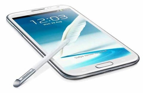 Samsung Galaxy Note 8.0 snad na MWC 2013