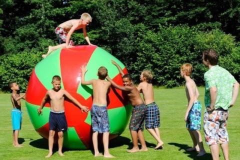 Camping De Roggeberg recreatie