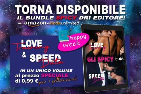 Segnalazione | Bundle Spicy Dri editore
