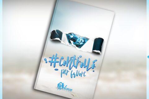 Cover reveal | #Controllo Per Favore di Christine Zolendz