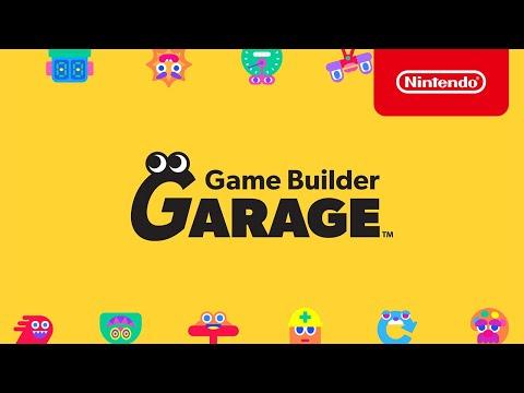 Nintendo najavljuje Game Builder Garage – igru za stvaranje igara