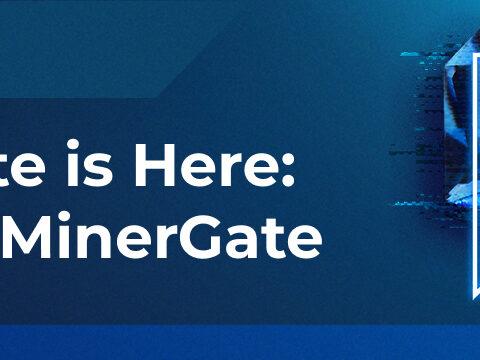 Welcome MinerGate xFast 1.5