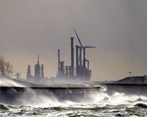 La mer du Nord sera-telle transformée en lac pour lutter contre la montée des eaux ?