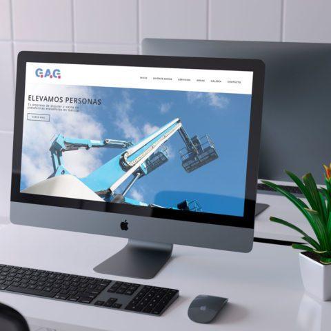 GAG Plataformas - Desarrollo web (Presentación escritorio)