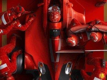 Ferrari F1 Memorabilia