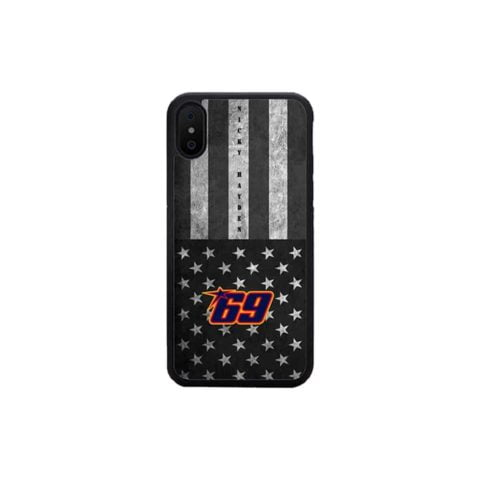 NICKY HAYDEN 69# MOTOGP iPhone Case