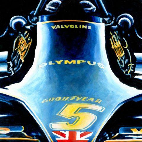 Mario Andretti | 1978 F1 World Champion