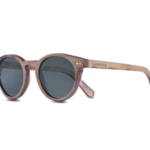 Bullrun Grey - Luxury Racing Sunglasses - Wooden F1 Sunglasses