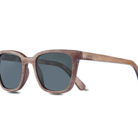 Smile Grey - Luxury Racing Sunglasses - Wooden F1 Sunglasses