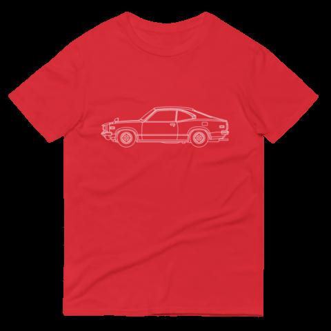 Mazda RX3 Savanna GT T-shirt – White Print