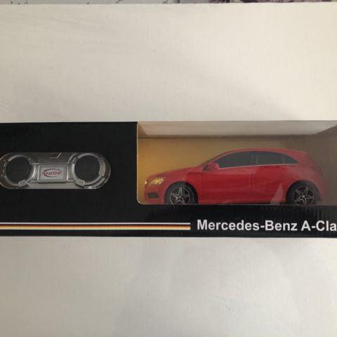 Rastar Mercedes Benz A-Class Radio Controlled Car 1:24 Scale
